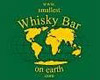 Smallest Whisky Bar on earth - Schweiz
