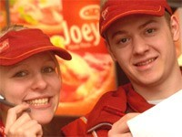 Franchise - Joey´s pizza